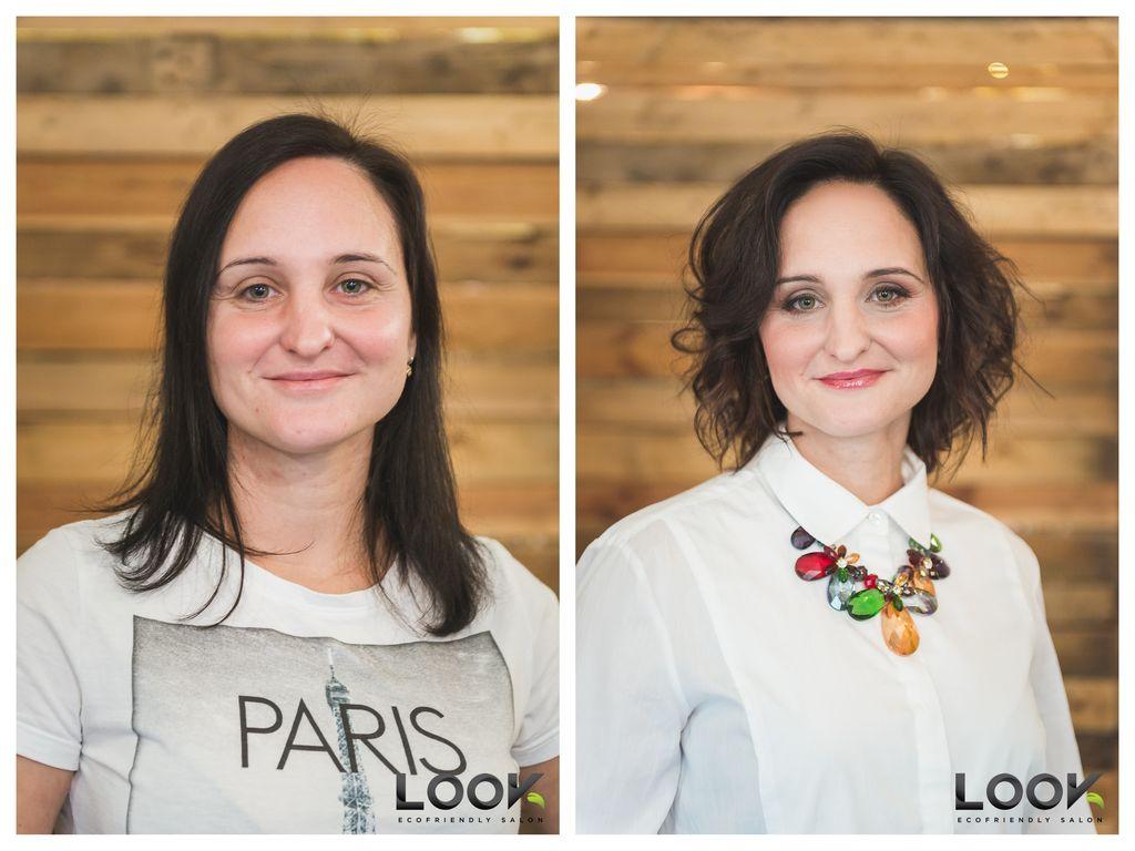 PREMENA: Nová farba a strih dodali Monike mladistvý a svieži LOOK