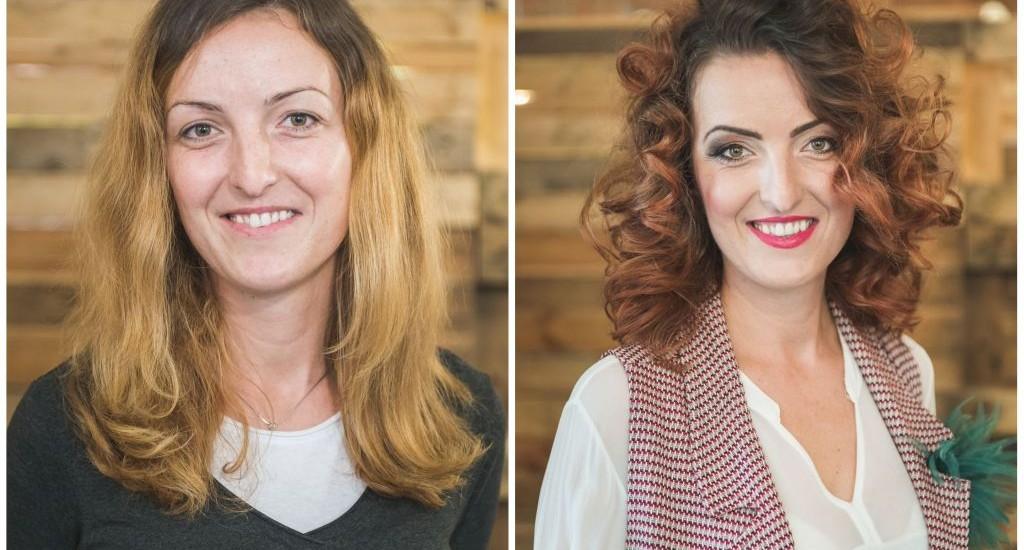 PREMENA: Simona sa pod rukami našich stylistov zmenila na neodolateľnú femme fatale